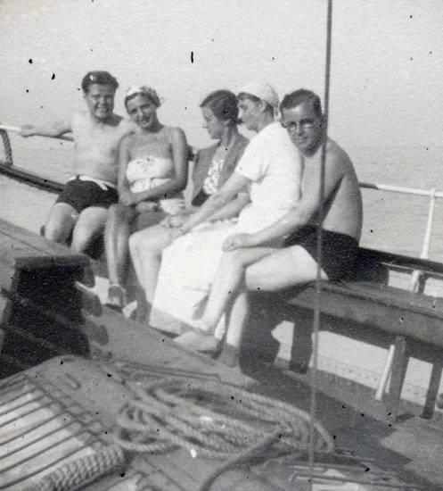 Bord, gewässer, schiff, Seil, urlaub