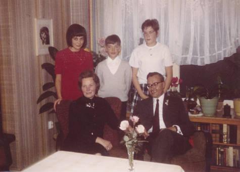 Eltern und ihre Kinder