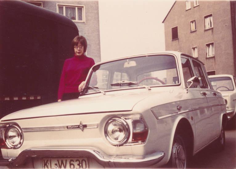 auto, Brille, fahrzeug, KFZ, lenkrad, PKW, Renault, Renault 10