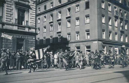 Festzug in München