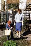 Eiersuche im Garten