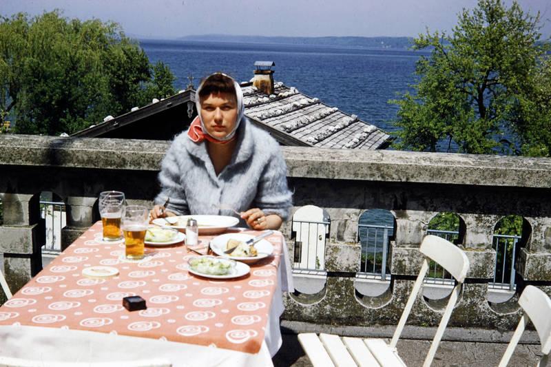 Bier, Mittagessen, mode, restaurant, Seeshaupt, Starnbergersee, urlaub
