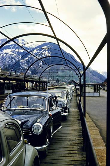 auto, gipfel, Gottardtunnel, KFZ, PKW, schnee, Tessin
