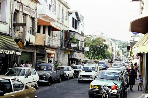 Straßen von Guadelupe