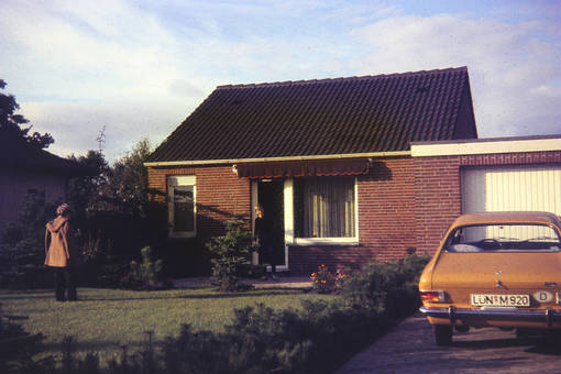 Kompaktes Haus