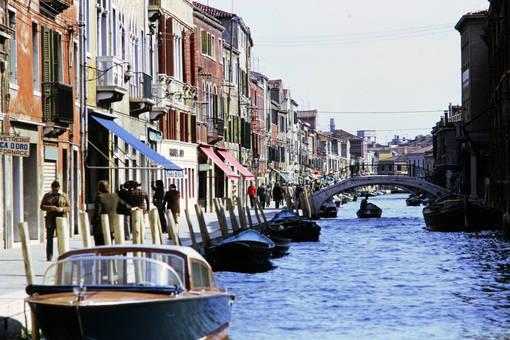Venezianischer Kanal