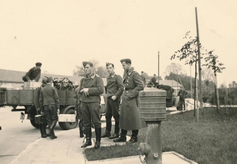 fahrrad, laster, Nationalsozialismus, Reichsarbeitsdienst, Tellig, Uniform