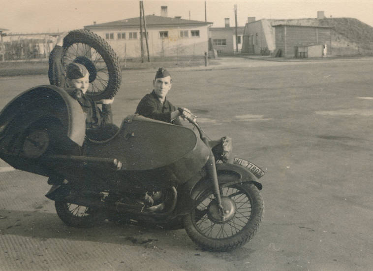 beiwagen, Motorrad, Nationalsozialismus, rad, Reichsarbeitsdienst, Reifen, zweiter weltkrieg