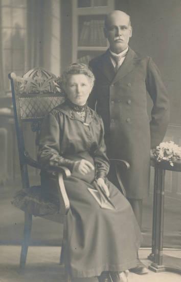 Breslau, ehepaar, Fotostudio, Fotostudio am Bismarckplatz