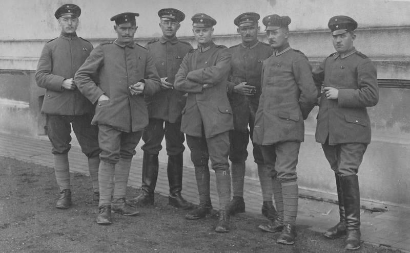 1.Weltkrieg, Armee, Erster Weltkrieg, Frankreich, kaiserreich, Schlesien, Soldaten, Uniform, Westfront