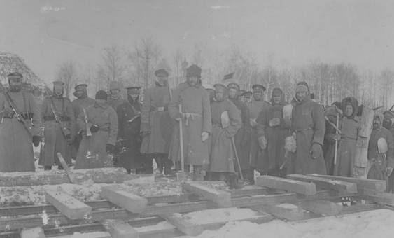 Kriegsgefangene