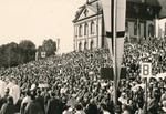 Pilger in Trier