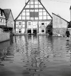 Hochwasser in Beverungen