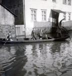 Fortbewegung bei Hochwasser