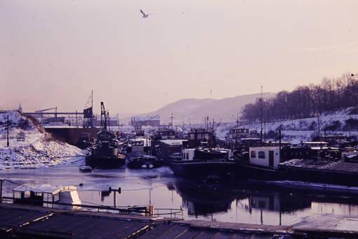 Hafen Oberlahnstein