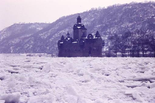 Pfalzgrafenstein im Winter