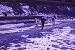Schlittschuhlaufen mal anders