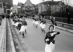 Karneval auf der Brücke