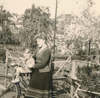 Fahrrad für Zwei
