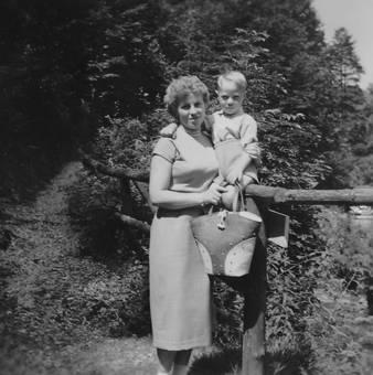 Mutter und Kind