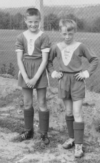 fußballtrikot, Kindheit, mannschaft, sport, trikot