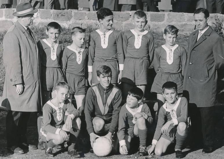 fußball, Fußballmannschaft, Kindheit, mannschaft, trikot