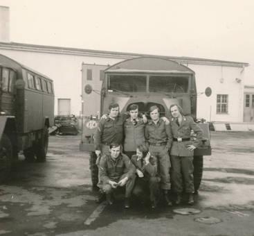 Bei der Bundeswehr
