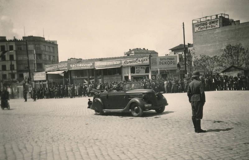 2.Weltkrieg, Auo, KFZ, PKW, soldat, Wehrmacht
