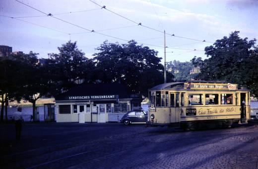 Straßenbahnlinie