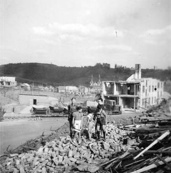 Explosion in Prüm