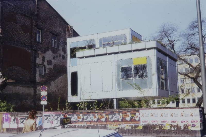 Architektur, design, DKP, modern, plakat, taxi, wohnkonzept, Würfel