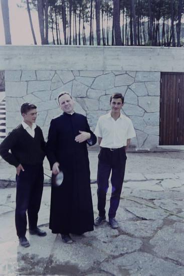 Geistlicher, Hemd, Kutte, pastor, Pater