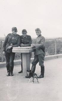 Drei Soldaten