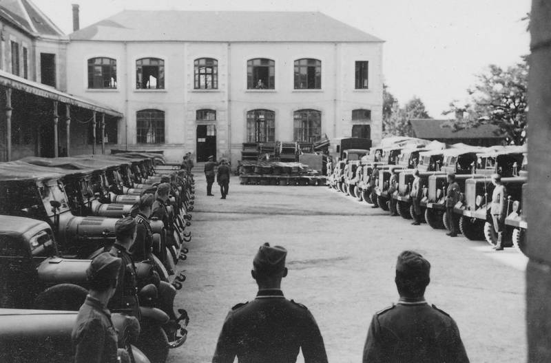 2.Weltkrieg, auto, KFZ, PKW, soldat, Uniform, Wehrmacht