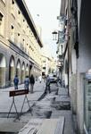Straße in Südtirol