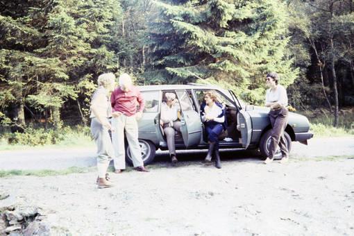 Sitzmöglichkeit: Auto