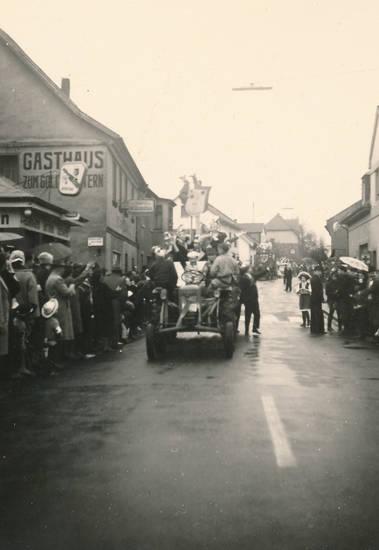 Fasching, fastnacht, karneval, traktor, Trecker