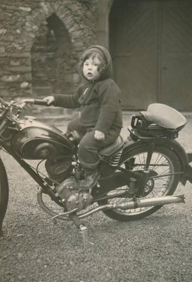 fahrzeug, KFZ, Kindheit, Motorrad