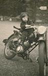 Bikermädchen