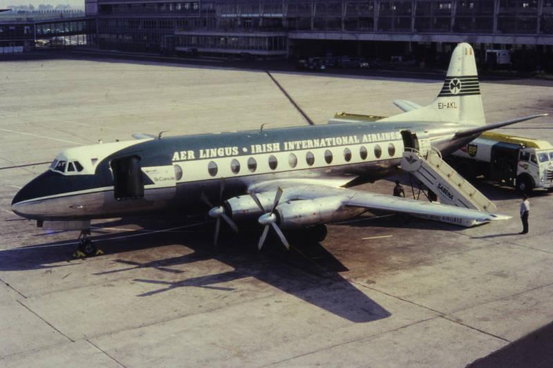 Aer Lingus, bp, bus, Flughafen, Flugplatz, flugzeug, Tanklaster, Treppe