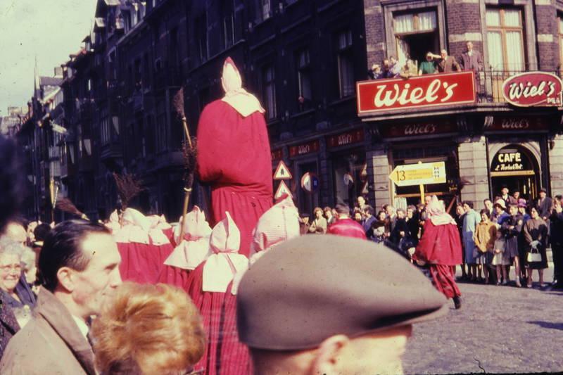 café, Café Wiel's, Kostüm, Menschenmenge, Platz, verkleidung