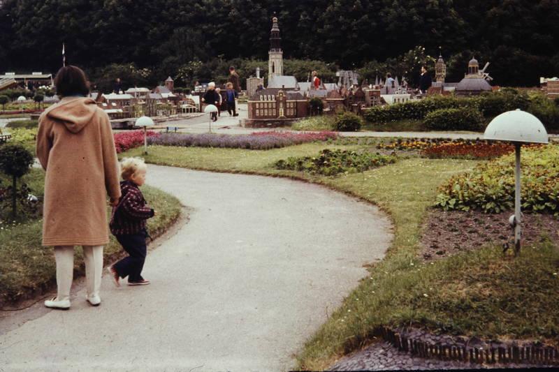 Jacke, Kindheit, Madurodam, Miniatur, Miniaturpark, weg