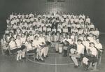 Schulchor und Band