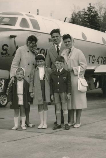 familie, ferien, Flughafen, Flugplatz, flugzeug, Kindheit, reise, urlaub