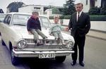 Das erste Auto für die Familie