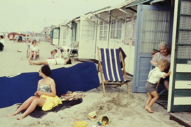 Kindheit, Klappstuhl, Liegestuhl, sand, strandhütte, Stuhl, urlaub, Urlaubsreise