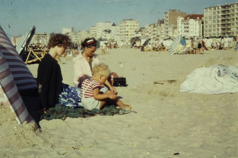 Kindheit, sand, sitzen, Sonne, Sonnenschein, urlaub