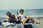 Gemeinsam am Strand