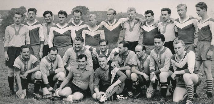 50 Jahre VfB Beverungen