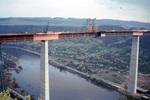 Brücke über das Moseltal